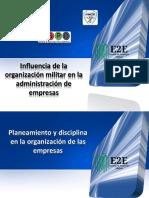 Expo 2021 E2E Influencia de La Organizacion Militar en Empresas