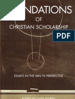 Foundation of Christian Scholarship
