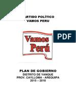 Yanque Vamos