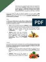 Alimentos Que Benefician a Las Personas