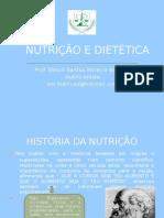NUTRIÇÃO E DIETÉTICA (POWER POINT 2003)
