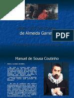 FREI LUÍS DE SOUSA- Power Point