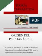 ORIGEN DEL PSICOANÁLISIS