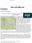 Survival - Map And Compass