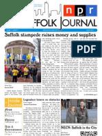 The Suffolk Journal 3/9/2011