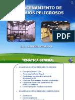 ALMACENAMIENTO DE RESIDUOS PELIGROSOS