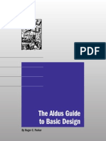 The Aldus Guide to Basic Design