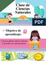 Ciencias NaturalesLUNES  08 DE MARZO