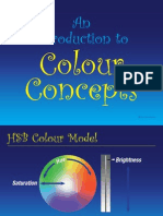 Introduction to Colour Concepts