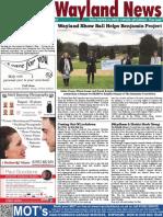 The Wayland News May 2021