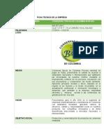 PDF Ficha Tecnica de La Empresa Compress