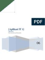 Tutorial HTML (Indonesia)