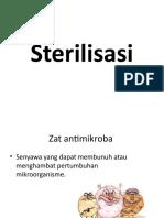 4. Sterilisasi