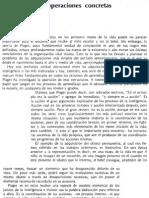GOMEZ,G.R (1978) Teoría Piagetiana del Aprend. Cap. III al VI