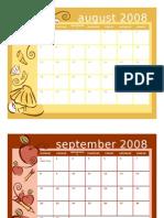 08-09 calendars