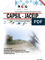 CAPSIL - Winter 2011 Edition
