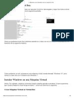 ▷【Aprende a usar Virtual Box como un experto 】_ YSC