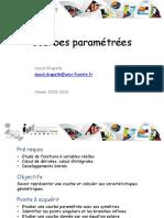 CourbesParametrees_Cours_2020-2021_Etudiants