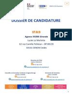 a6 Dossier de Candidature Cenon