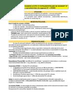 SINDROAMELE CORONARIENE ACUTE CU SUPRADENIVELARE DE SEGMENT ST