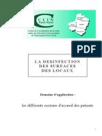 1997 Desinfection Sterilisation CCLIN