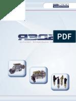 Catalog YAZDA 2011