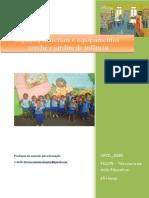 UFCD_3280_Espaços, Materiais e Equipamentos - Creches e Jardins de Infância_índice