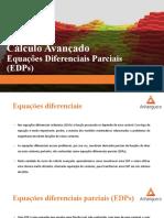 Aula - Equações Diferenciais Parciais