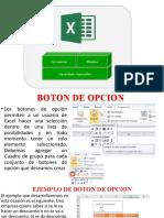 BOTON DE OPCION