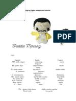 Freddie Mercury y Harry Styles amigurumi tutorial