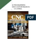 CNC Programming Using Fanuc Custom Macro-B S. K. Sinha - AILTON