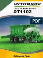 Catalogo DT 1102 Plus Automatica Antoniosi RaizenEE