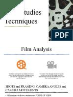 Film Studies Intro