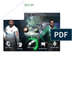 Liga Peruana Pes 2011 PC