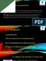 LOS COLORES LITURGICOS