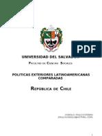 Trabajo Final Politica Exterior CHILE