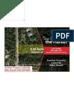 Wetland Report For Golden Gate Estates - xxx 16th ST NE - Naples Fl 34120