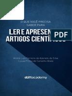[Livro Completo] Ler e Apresentar Artigos Científicos - André Azeredo e Lucas Primo - EBM Academy 2020