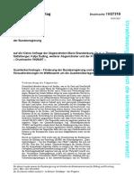 bundestag.Quantentechnologie – Förderung der Bundesregierung...