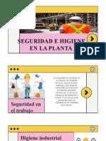 Seguridad e Higiene en La Planta Maria Brito (1)