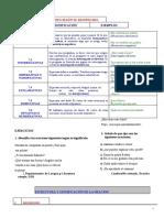 Cuadernillo de Sintaxis Con Actividades