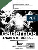 Cadernos 11 Vol 3