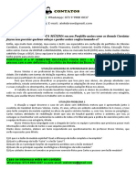 PORTFÓLIO 4º e 5º SEMESTRE EDUCAÇÃO FÍSICA 2021 - A Prática de Handebol Para Pessoas Com e Sem Deficiência (Escolinha de Handebol de Bruno Vinícius)