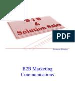 B2B 5 Communications)