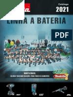 Catalogo Linha Baterias Makita 2021 Visualizacao
