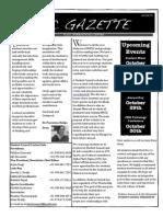 KMCIC Newsletter (September)