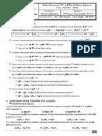 pH des solutions aqueuses                                                           4eme        Sc 1                            2021