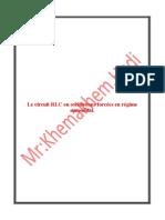 RLC forcé(Khemakhem.Hedi)