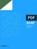 Memoria BanBif 2020 Vf