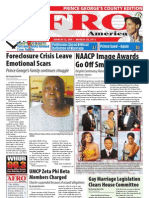 Prince George's County Afro-American Newspaper, March 12, 2011